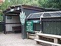 Otter Sanctuary, Buckfastleigh - geograph.org.uk - 23146.jpg