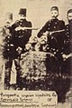 Ottoman soldiers with heads of Bulgarian rebels.jpg