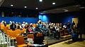 Otwarcie w Widzewskiej Galerii Ekslibrisów 100. wystawy 100 ekslibrisów z Orłem Białym na 100-lecie Niepodległej 6 listopada 2018 (9) fot M Z Wojalski DSC07064.jpg