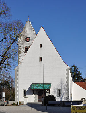 Owingen - St. Peter and Paul church