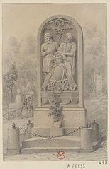 Tombeau au Cimetière du Père-Lachaise