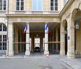 Hotel Montpensier Paris