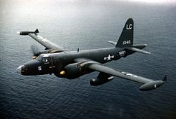 P2V-5F Neptune VP-8 in flight c1958.jpg