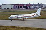 PH-KJH Saab 340 Netherlines BHX 28-07-87 (33219330606).jpg