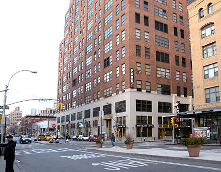 111 Eighth Avenue, formerly the Inland Terminal Number One, in Manhattan (now owned by Google) PONYA Inland Term 1 jeh.JPG