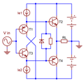PP stage complementary diamond follower diode.png