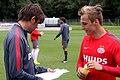 PSV Eindhoven, Teamcamp Bad Erlach, July 2014 (023).jpg