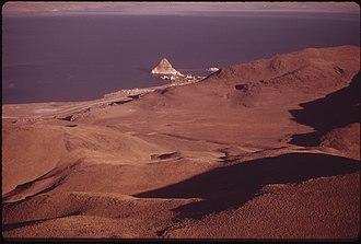 Pyramid Lake Indian Reservation - Pyramid Lake