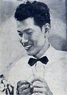 Hasil carian imej untuk gambar p.ramlee 1940/1950