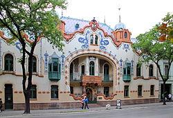 Pałac Rajhla (Galeria Sztuki Współczesnej) w Suboticy