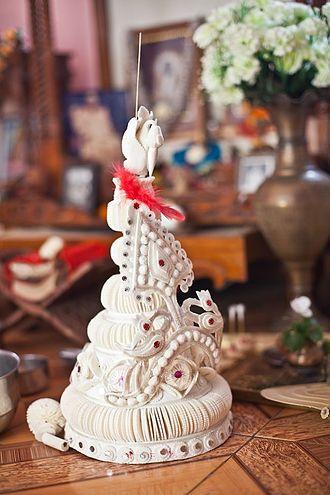 Bengali Hindu wedding - Topor.