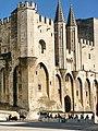 Palais des Papes, Avignon 亞崴農教皇宮 - panoramio.jpg