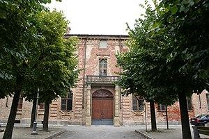 Buttigliera d'Asti - Image: Pallazo Freilino