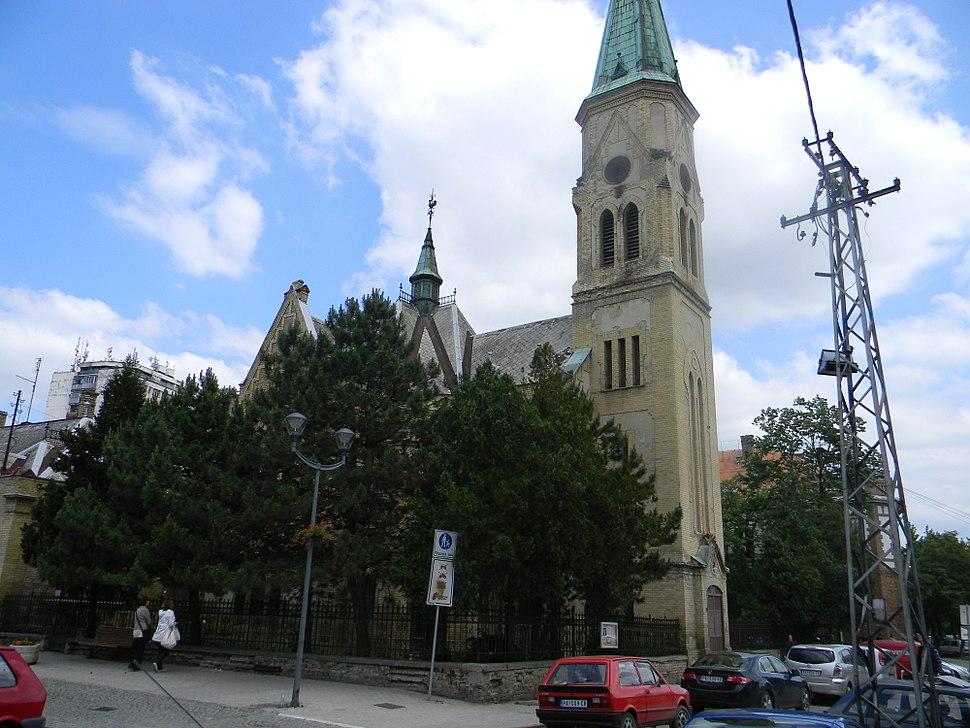 Pančevo Evangelistička crkva