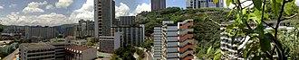 Public housing estates in Kwai Chung - Overview of Cho Yiu Chuen