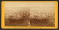 Panoramic view of Dubuque from the Bluff head of 11th St.-- No. 5 East, by Root, Samuel, 1819-1889.png