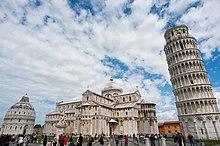 Photographie de la Tour de Pise