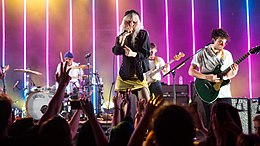 Paramore at Royal Albert Hall - 19th June 2017 - 10.jpg