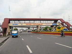 Dr. A. Santos Avenue - Image: Paranaquejf