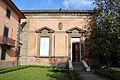 Parco di pratolino, villa demidoff (ex- piaggeria), ingresso del salone di de fabris.JPG