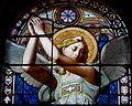 Paris (75017) Notre-Dame-de-Compassion Chapelle royale Saint-Ferdinand Vitrail 33.JPG
