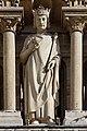 Paris - Cathédrale Notre-Dame -Galerie des rois - PA00086250 - 017.jpg