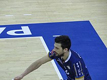 Paris Volley - Toulouse Volley, Championnat de France - 10 février 2016 - 04.JPG