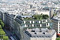 Paris from the Arc de Triomphe, 12 June 2014.jpg