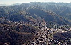 Park City in 2006