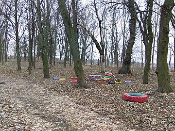 Park in Stara Pryluka (Mar 2021) 1.jpg