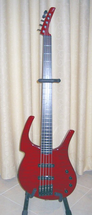 Parker Fly - 5-string Fly bass