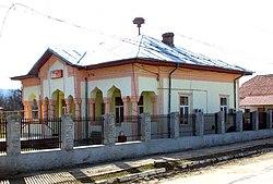 Parscov town hall.JPG