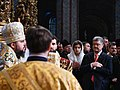 Participation in the liturgy and enthronement of the Primate of the Orthodox Church of Ukraine (2019-02-03) 44.jpeg