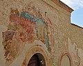 Particolare dell'affresco di San Bartolomeo - Trevi - Perugia - agosto 2016.jpg