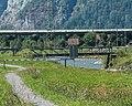 Paschga Militärschiessplatz Brücke (Ost) über die Seez, Walenstadt SG 20180828-jag9889.jpg