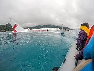 Air Niugini Flight 73 2018 aviation accident