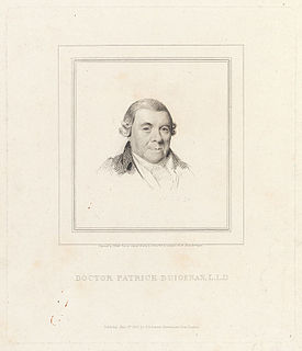 Patrick Duigenan British politician