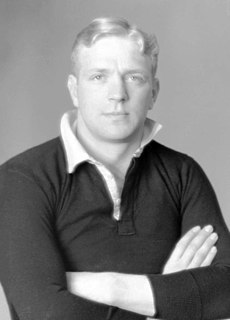 Patrick Rhind New Zealand rugby union player and coach