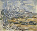 Paul Cezanne - Montagne Sainte-Victoire - Google Art Project.jpg