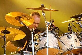 Paul Ferguson English drummer