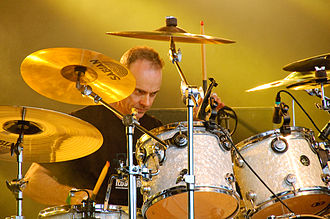 Paul Ferguson - Paul Ferguson performing at the 2009 Ilosaarirock festival in Finland.