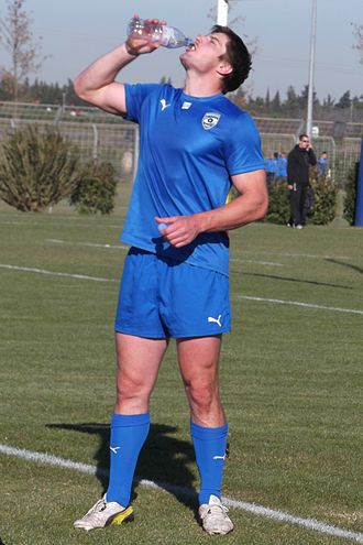 Paul Grant (rugby union) - Image: Paul Grant MHR 2013