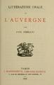 Paul Sébillot (1898) Littérature orale de L'Auvergne.png
