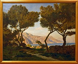 musee des beaux arts summary