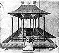 Peacock throne, Agra.jpg
