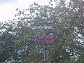 Peasenhall Sign - geograph.org.uk - 79412.jpg