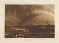 Peat Bog, Scotland (Liber Studiorum, part IX, plate 45) MET DP821475.jpg