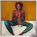 Peinture à l'huile de Miles Davis par Marie Fikry.jpg