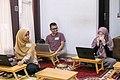 Pelatihan Wikipedia bagi anggota Wikimedia Indonesia, Jakarta, 20 Juli 2019 (01).jpg