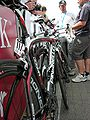 Perget's bike, Unley, TDU 2010 Stage 3.JPG